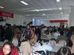 お昼の食堂1